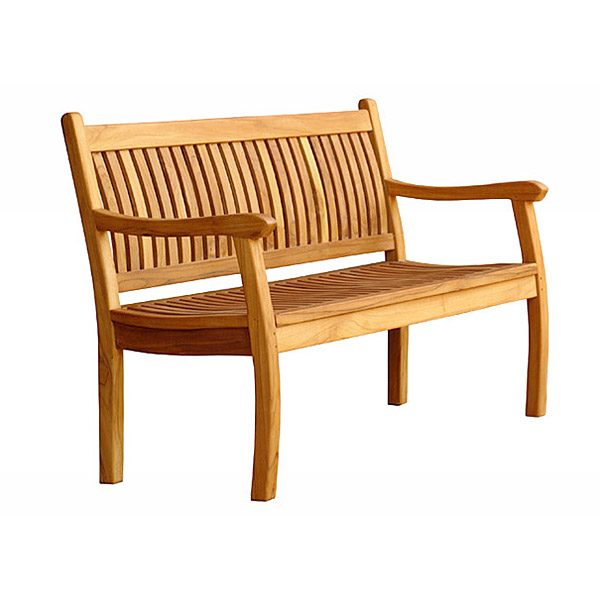 Admirable Teak Garden Bench Totbb010 Indonesian Teak Benches Wholesale Ocoug Best Dining Table And Chair Ideas Images Ocougorg