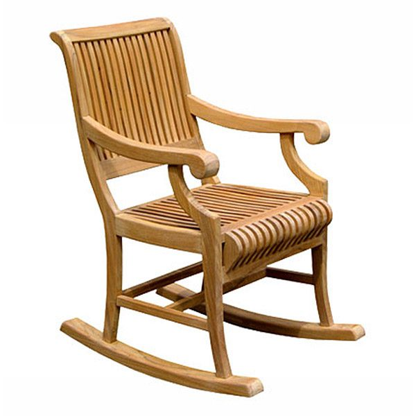 Miraculous Teak Rocking Chair Totrc001 Wholesale Rocking Chairs Gmtry Best Dining Table And Chair Ideas Images Gmtryco