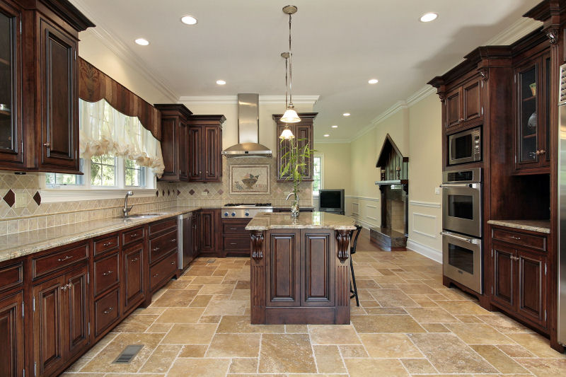 Walnut Kitchen Cabinets Custom Wholesale